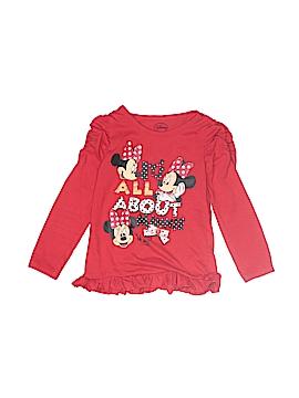 Disney Long Sleeve Top Size 5T