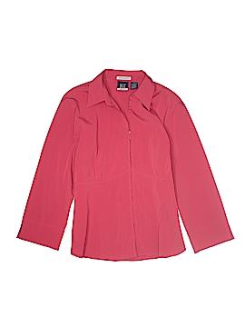 Essential DCC Missy Long Sleeve Blouse Size L