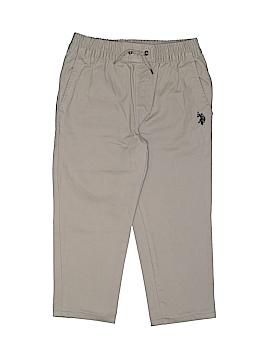 U.S. Polo Assn. Khakis Size 7