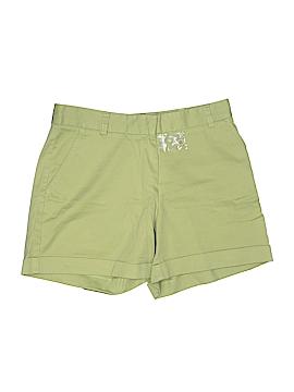 Garnet Hill Khaki Shorts Size 8