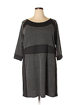 Soybu Casual Dress Size 3X (Plus)