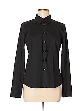 Club Monaco Long Sleeve Button-Down Shirt Size M