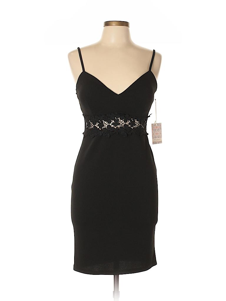 Iris Basic Women Casual Dress Size L