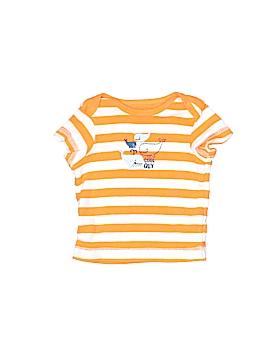 Child of Mine by Carter's Short Sleeve T-Shirt Newborn