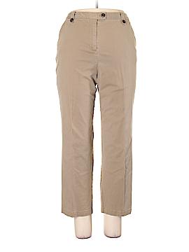 Appleseeds Khakis Size 18 (Plus)