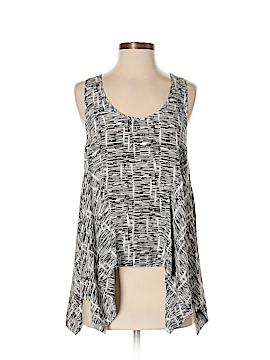 Gemma Sleeveless Silk Top Size S
