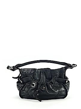 B Makowsky Leather Shoulder Bag One Size