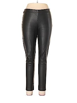 Venus Faux Leather Pants Size 10