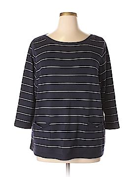 Debbie Morgan Pullover Sweater Size 2X (Plus)