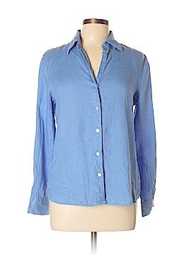 Chaus Long Sleeve Button-Down Shirt Size 6