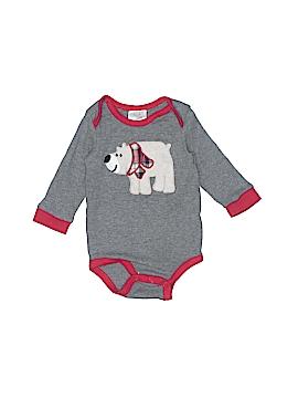 Baby Essentials Long Sleeve Onesie Size 6 mo