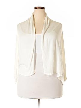 INC International Concepts Cardigan Size XL (Plus)