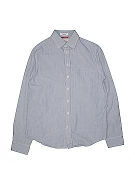 IZOD Long Sleeve Button-Down Shirt Size 14 - 16