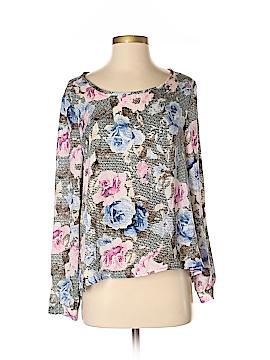 Glamorous Long Sleeve Button-Down Shirt Size XS