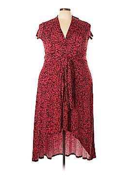 IMAN Casual Dress Size 1X (Plus)