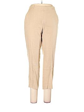 Elevenses Linen Pants Size 14