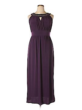 Nic&Dom Casual Dress Size 0X (Plus)