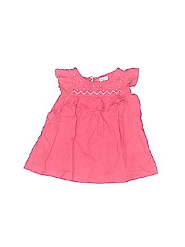 OshKosh B'gosh Sleeveless Blouse Size 9 mo