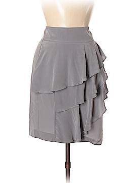 Les Petites... Collection Silk Skirt Size 38 (FR)