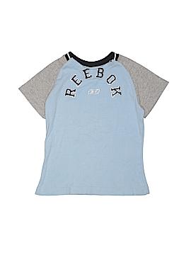 Reebok Short Sleeve T-Shirt Size 12