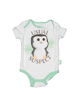 Baby! Short Sleeve Onesie Size 12 mo