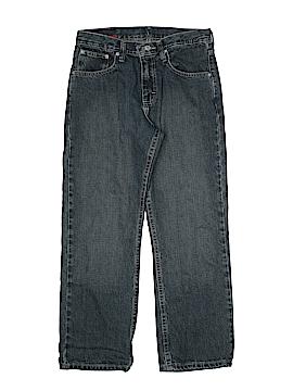 Lee Jeans Size 14 (Husky)