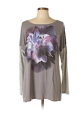 Ulla Popken Long Sleeve T-Shirt Size 12 - 14