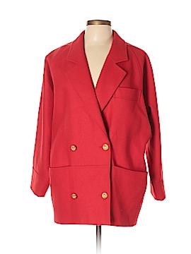 Guy Laroche Wool Coat Size 38 (FR)