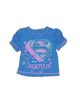 Super Girl Short Sleeve T-Shirt Size 0-3 mo
