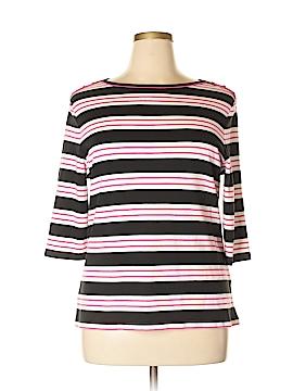 Westbound 3/4 Sleeve Top Size XL