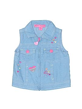 Betsey Johnson Vest Size 2T