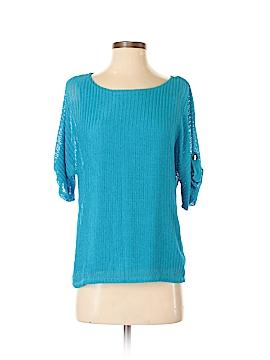 Kim Rogers 3/4 Sleeve Blouse Size M (Petite)