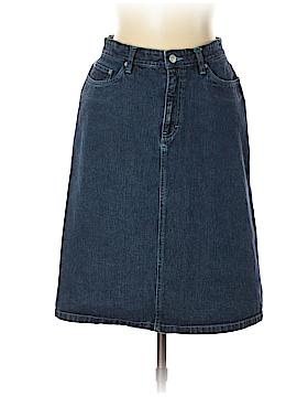 Tommy Hilfiger Denim Skirt Size 10