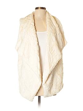 5/48 Faux Fur Vest Size L