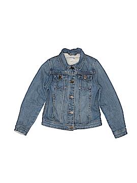 Crewcuts Denim Jacket Size 7