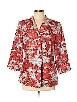 Silkland Silk Blazer Size 8