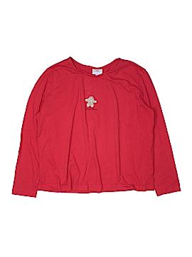 Hot Cotton Long Sleeve T-Shirt Size L