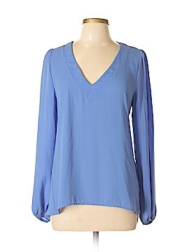 Eight Sixty Long Sleeve Blouse Size L