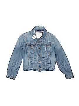 Abercrombie & Fitch Denim Jacket Size L (Youth)