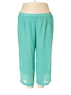 Rafael Casual Pants Size 3X (Plus)