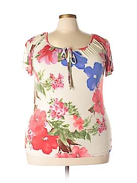 Lavish Short Sleeve Top Size XL