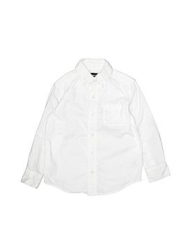 Carter's Long Sleeve Button-Down Shirt Size 4