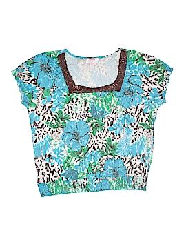 Lena Short Sleeve Top Size 14 - 16