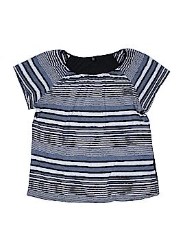 Lapis Short Sleeve Top Size 1X (Plus)