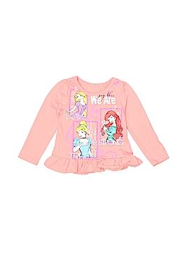 Disney Princess Long Sleeve T-Shirt Size 2T