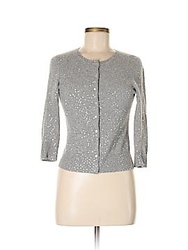 Aqua Cashmere Cardigan Size M