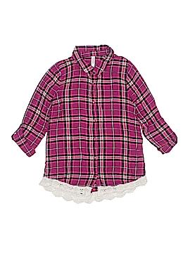 Xhilaration Long Sleeve Blouse Size 10 - 12