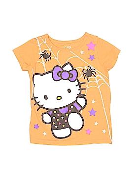 Hello Kitty Short Sleeve T-Shirt Size 4T