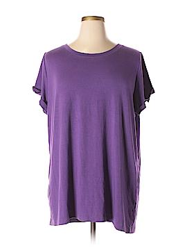 Fervour Short Sleeve T-Shirt Size 1X (Plus)