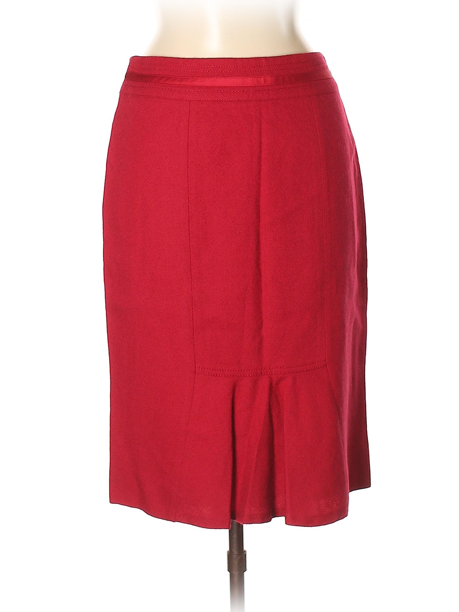 leisure Skirt House White Black Market Boutique Casual d78Yvxn71